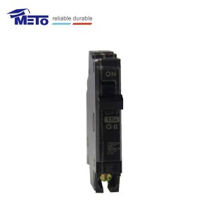 MHQP1 hot 1 pole 10 amp thermal circuit breaker unit electric breaker price