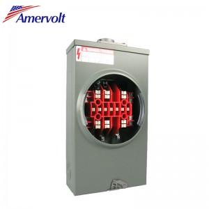 AM-20-13J-RL meter socket power equipment