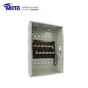 MTLSWD-12 Meto superior thickness commercial power load center power meter box electric