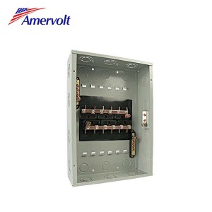 AMLSWD-12 Meto superior thickness commercial power load center power meter box electric