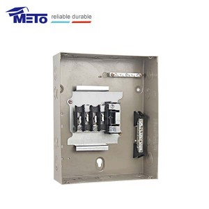MTCH-08125-S Top sell 8 way single phase wall mounted mcb distribution box enclosure