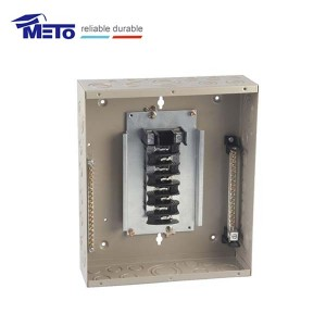 MTCH-16125-F square d outdoor waterproof electrical metal main circuit breaker panel boxes