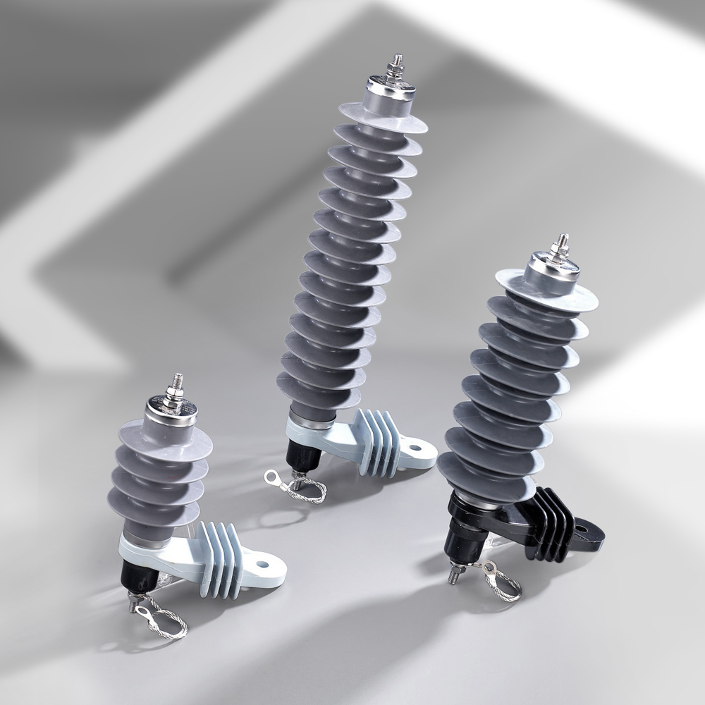 What's the working principle of metal oxide surgearresters?