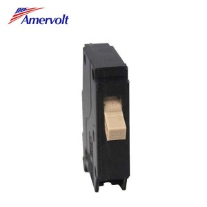 MCH1 Good Supplier 1 pole hot standard 20 a circuit breaker ratings price