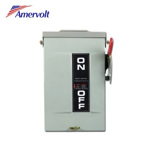 AMS1-30-T-I safety siwtch transfer switch