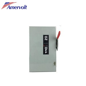 waterproof safety switch